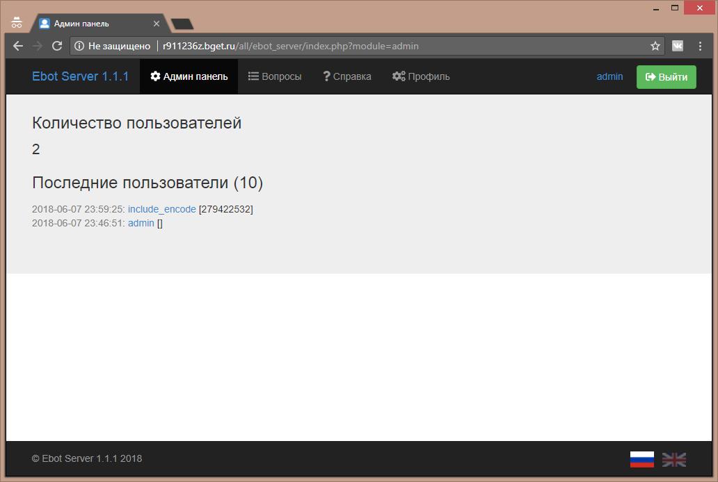 Создание админ панели для сайта php joomla создание сайта с личным кабинетом